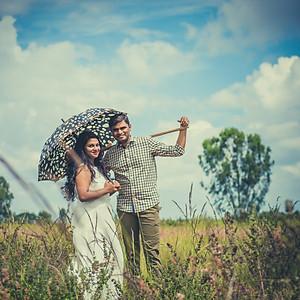 Akshatha & Karan