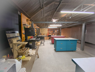 Common workshop space available for rent