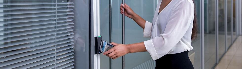 Advanced Alarms Hull Access Control