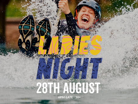 Ladies Night at Foxlake Adventures - 28th August 2021