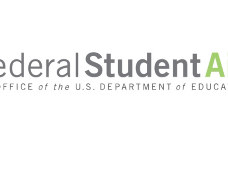 2021-2022 Federal Student Aid (FAFSA) HAD STARTED ALREADY. The Sooner, The Better!