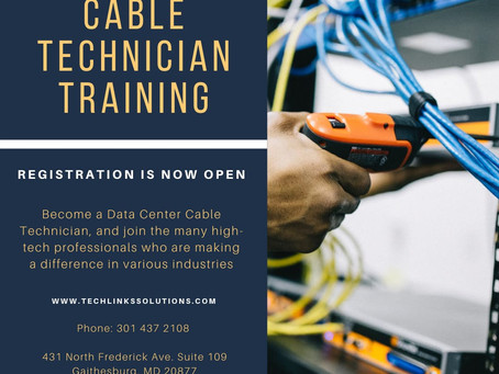 Cable Technician Training & Monthly Financial Education For Fundings For Small Businesses in The DMV