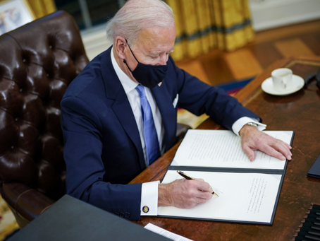 What President's Biden Executive Orders Mean For Sub-Sahara Immigrants In America