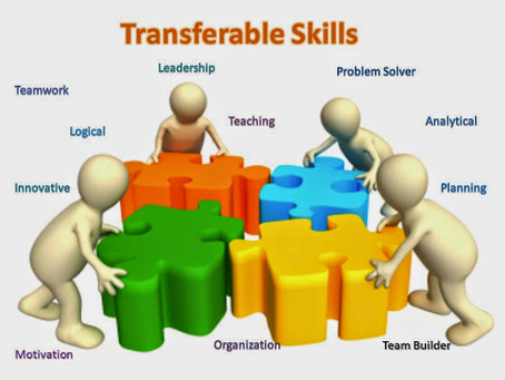 The Power of Job Transitioning/ Promotion: Transferable Skills