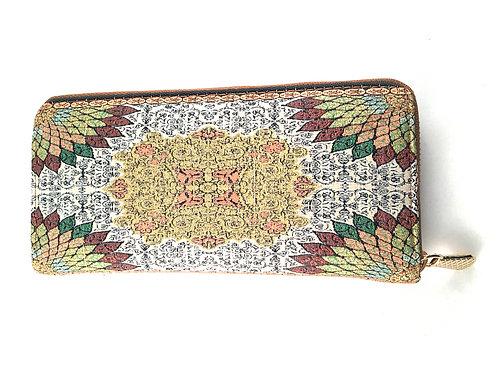 Woven Women's Wallet