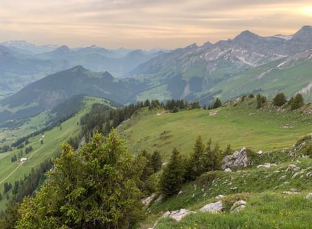 L'appel de la montagne, loin de l'agitation du quotidien