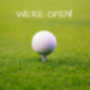 We are open - Golf.jpg