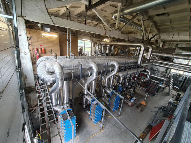 Water piping system
