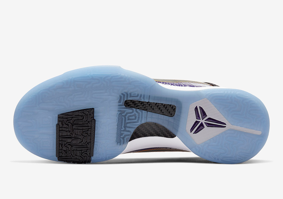 7_Nike Zoom Kobe 5 Proto Lakers