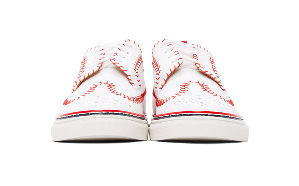 2_Thom Browne_Longwing Baseball Brogue S