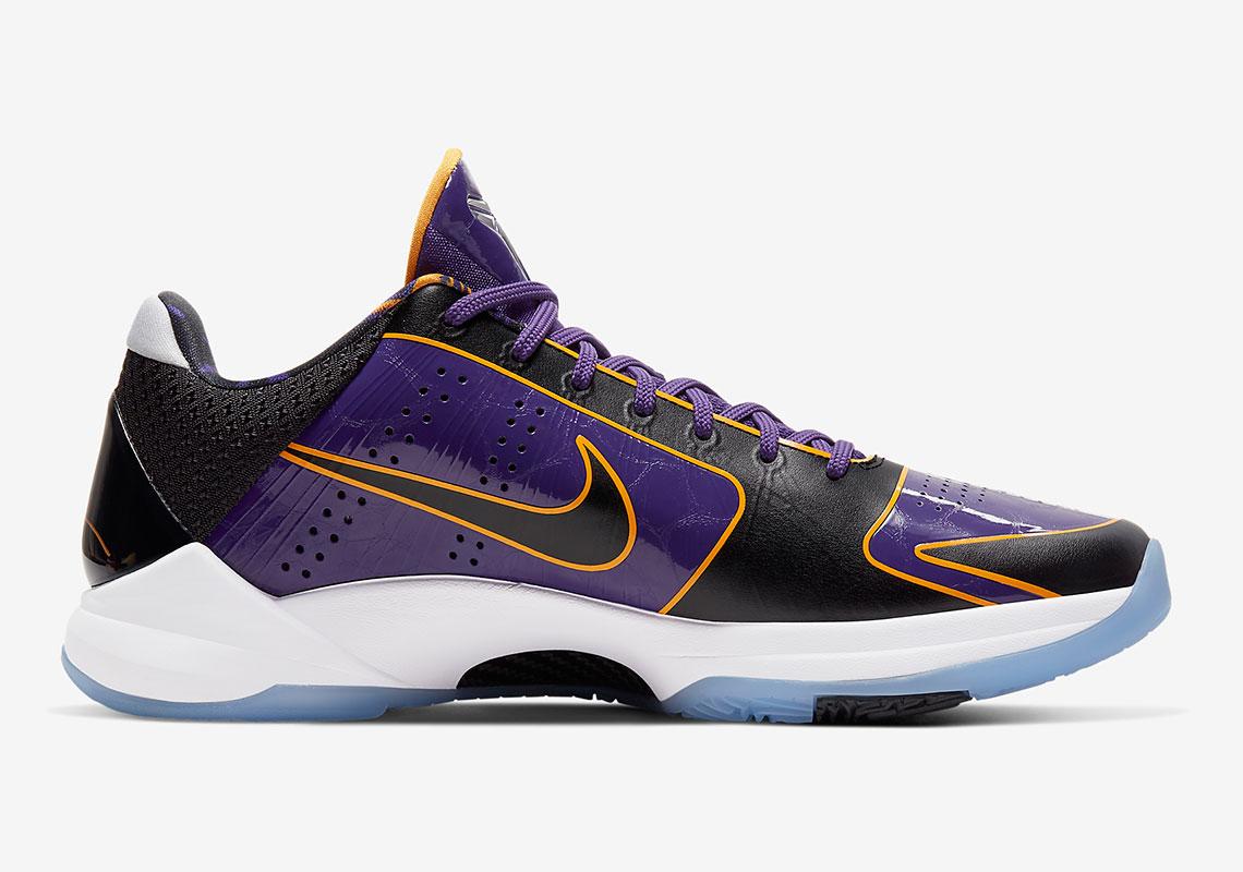3_Nike Zoom Kobe 5 Proto Lakers