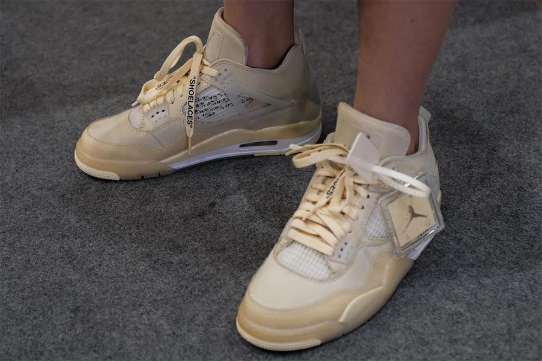 10_Off White x Nike Air Jordan 4_Sail_(3