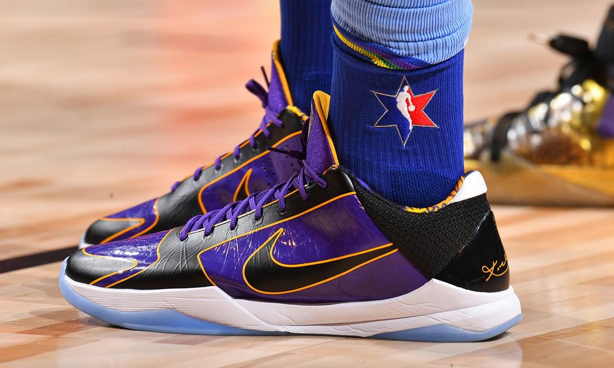 2_Nike Zoom Kobe 5 Proto Lakers