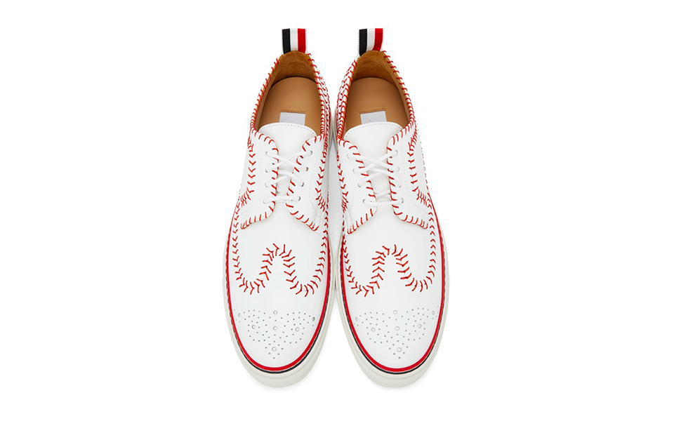 3_Thom Browne_Longwing Baseball Brogue S