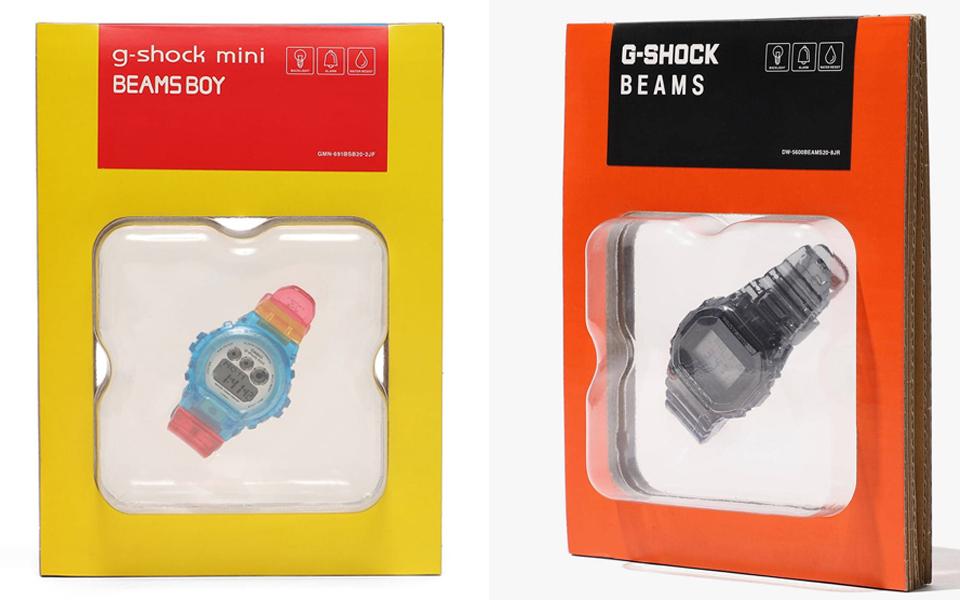 5_G-SHOCK x BEAMS
