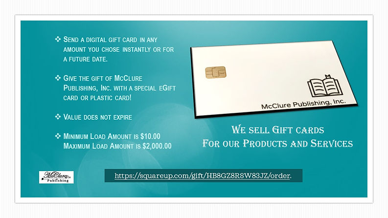 eGift Card McClure Publishing Inc.jpg