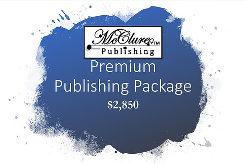 Premium Publishing Package