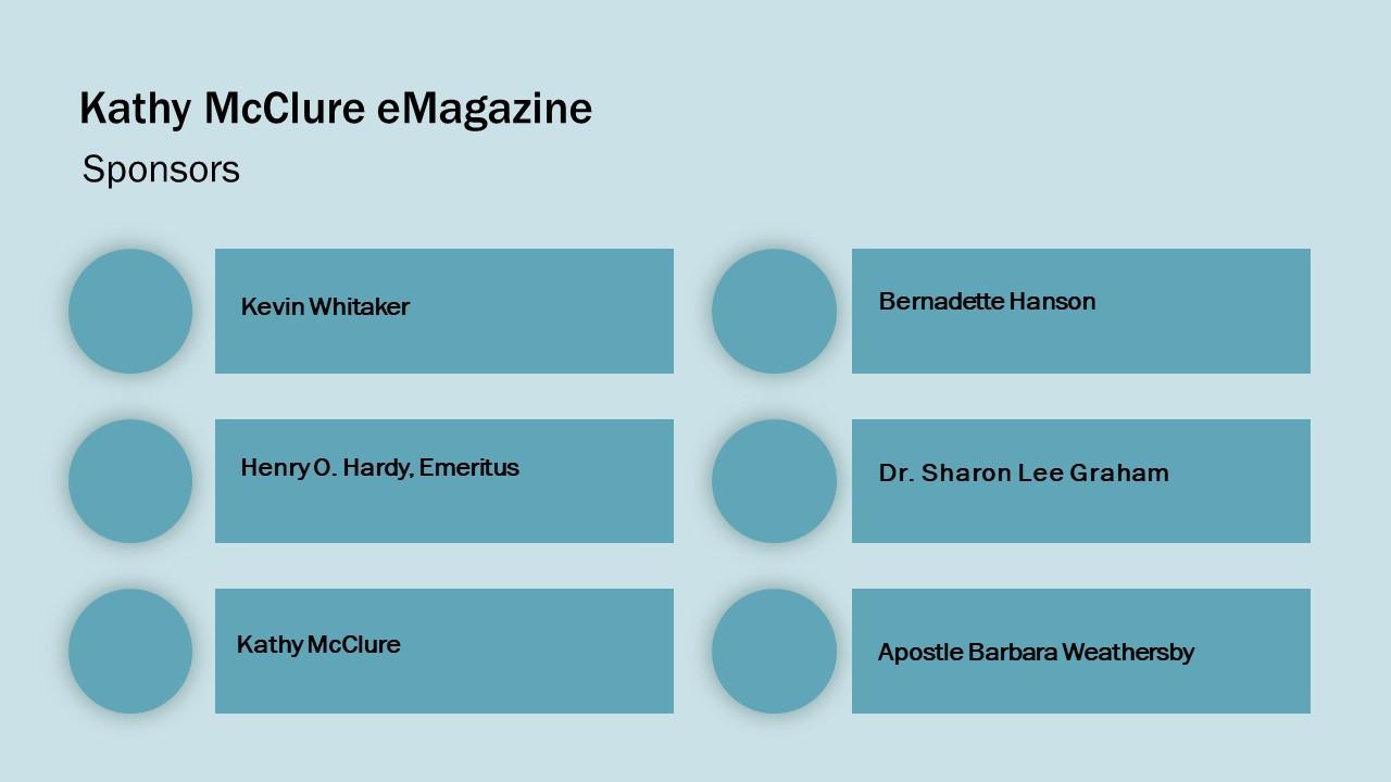 Sponsors of KMeMagazine