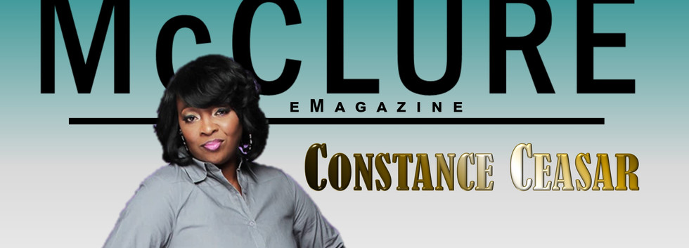 KMeMagazine feat. Constance Ceasar
