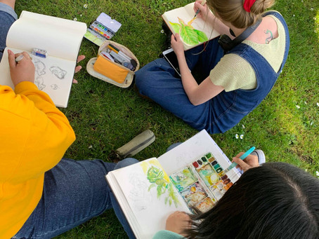 Outdoor Drawing