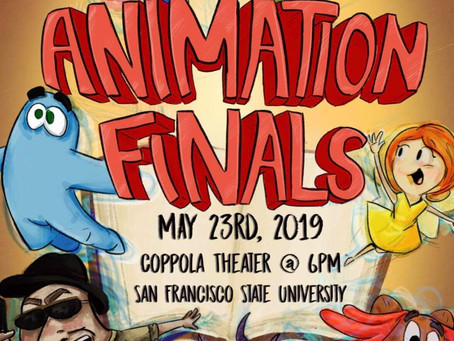 Animation Finals 2019 !