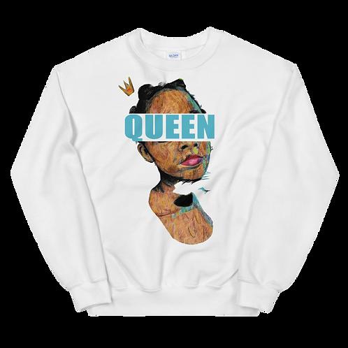 Queen (Blue) Sweatshirt