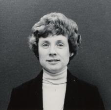 Gail DeYoung, EGR Librarian 1981 - 1995