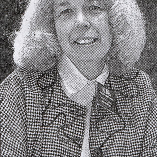 Cathy Clair, Branch Manager, 2000 - 2002