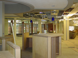 Library- EGR - June 2006 - before finish