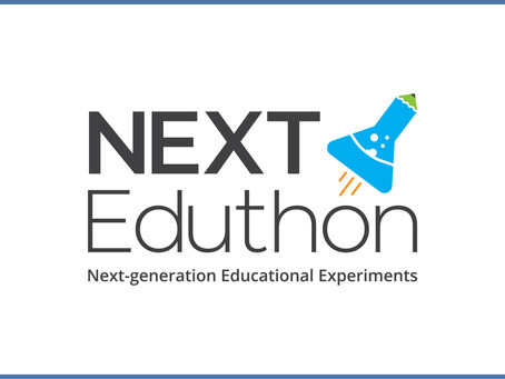 NEXT Eduthon: A Hackathon for Reimagining Education and Redesigning Teaching-Learning Process