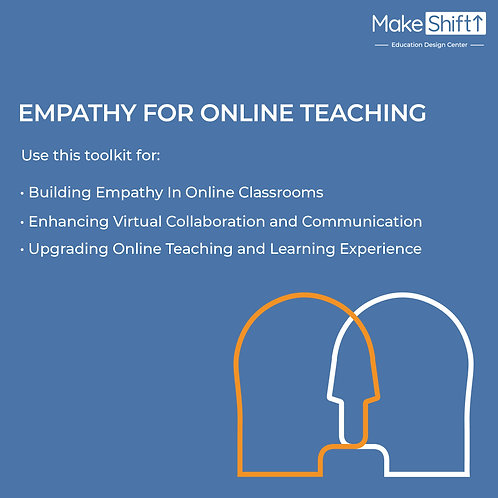 Empathy Mapping - Online Teaching