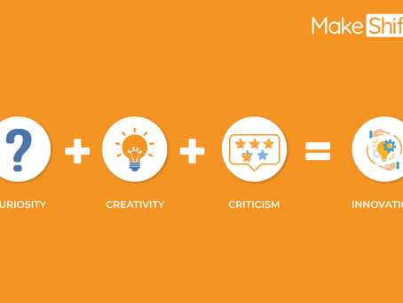 Curiosity, Creativity, and Criticism: Why this combination is essential in the Innovation process?