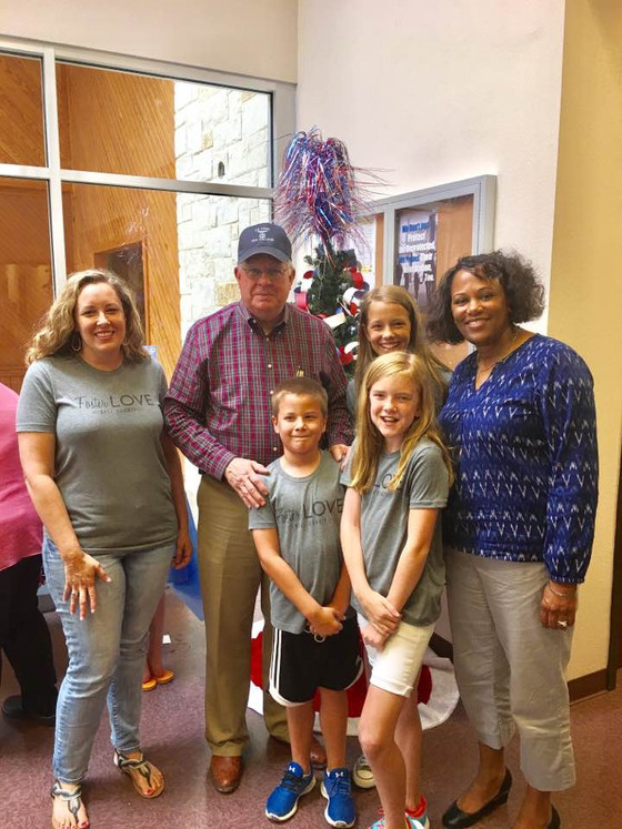 Support Bell County foster kids with Christmas in July fundraiser