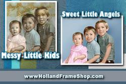Messy Little Kids