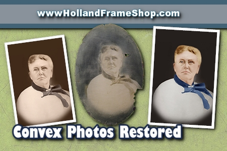 Convex Photo Restoration