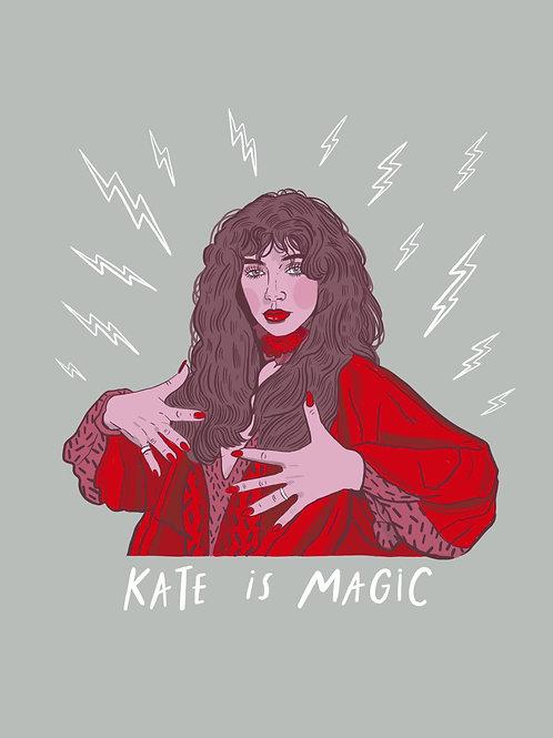 Kate is Magic