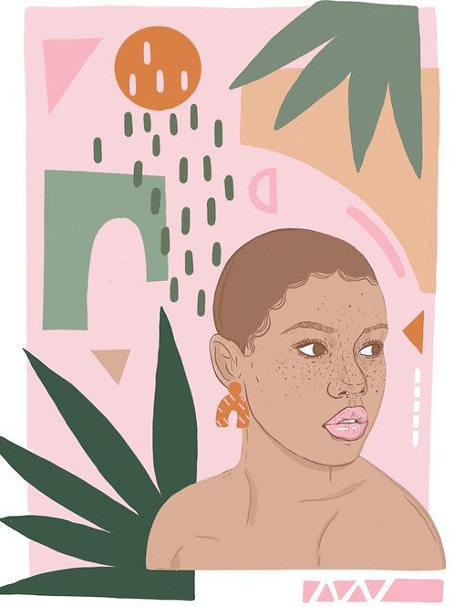 Tropico print
