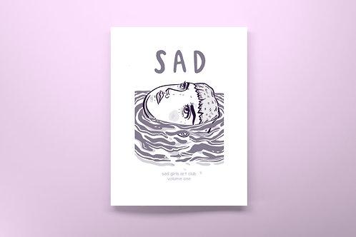 SAD - sad girls art club volume one