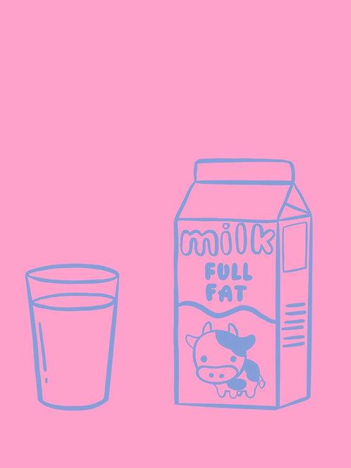 Milk full fat