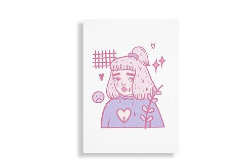 love sick print