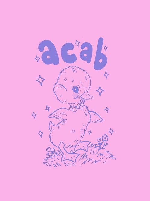 ACAB Print