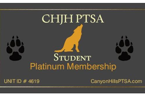 Platinum PTSA Membership