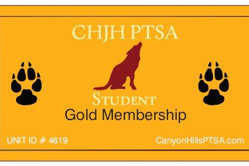 Gold PTSA Membership