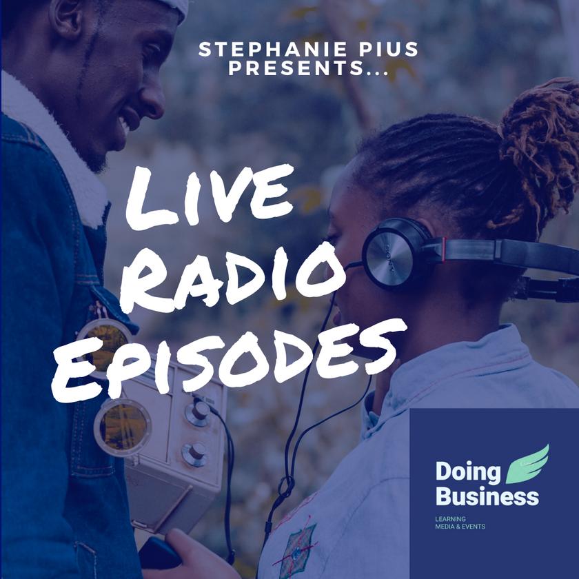 Doing Business radio