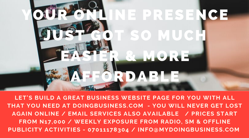 Doing Business in Nigeria Directory