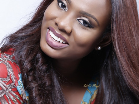 Oke Maduewesi's Beauty Empire by EKI OGUNBOR