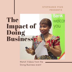 The Impact of Doing Business