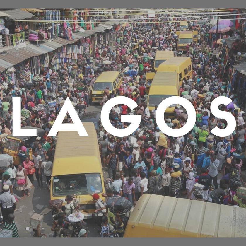 Lagos events