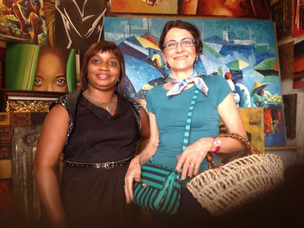 Combing the Abuja Art Market