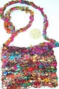 Sari Silk Bag